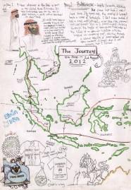 Indonesia by Folding Bike 2