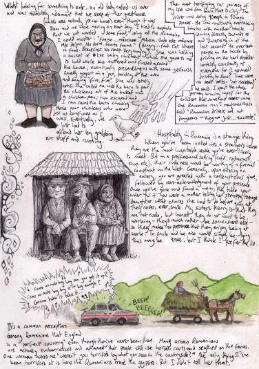 Taunton to Transylvania 25